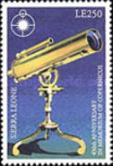 [The 450th Anniversary of the Death of Copernicus (Astronomer), 1473-1543, Typ BGW]