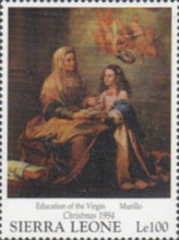 [Christmas - Religious Paintings, Typ BLF]