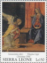 [Christmas - Religious Paintings, Typ BLG]