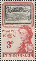 [Royal Visit of Queen Elizabeth II, Typ BM]
