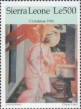 [Christmas - Religious Paintings, Typ CER]