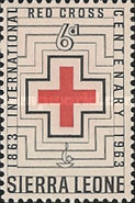 [The 100th Anniversary of Red Cross, Typ CH]