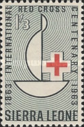 [The 100th Anniversary of Red Cross, Typ CI]