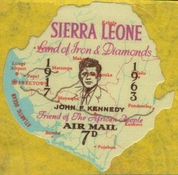 [Airmail - President Kennedy Memorial Issue - Self-Adhesive, type CM]