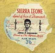 [Airmail - President Kennedy Memorial Issue - Self-Adhesive, type CM4]
