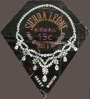 [Airmail - Diamond Necklace, Typ CP1]
