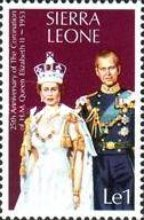 [The 25th Anniversary of the Coronation of Queen Elizabeth II, Typ EM]