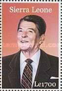 [The 91st Anniversary of the Birth of Ronald Reagan, 1911-2004, Typ EON]