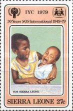 [International Year of the Child - The 30th Anniversary of S.O.S. International, Typ ES]