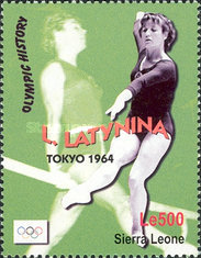 [Olympic History - Gold Medal Winners, Typ EUA]