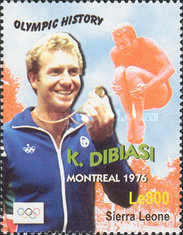 [Olympic History - Gold Medal Winners, Typ EUB]
