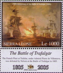 [The 200th Anniversary of the Battle of Trafalgar, Typ FFT]