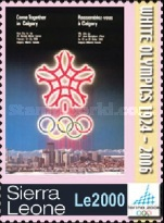 [Winter Olympic Games - Turin, Italy, Typ FLK]