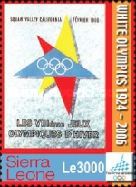 [Winter Olympic Games - Turin, Italy, Typ FLL]