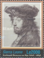 [Paintings - The 400th Anniversary of the Birth of Rembrandt Harmensz van Rijn, 1606-1669, Typ FLW]