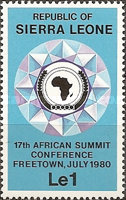[African Summit Conference, Freetown, type FS1]