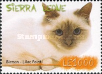 [Domestic Animals - Cats, Typ FVL]