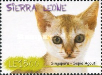 [Domestic Animals - Cats, Typ FVM]
