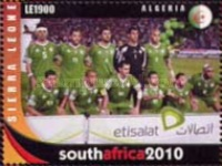 [Football World Cup - South Africa, Typ FXS]
