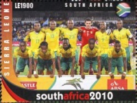 [Football World Cup - South Africa, Typ FYT]