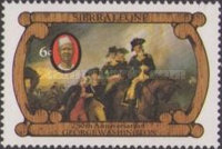 [The 250th Anniversary of the Birth of George Washington, 1732-1799, Typ HW]