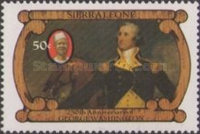 [The 250th Anniversary of the Birth of George Washington, 1732-1799, Typ HY]