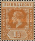 [King George V, 1865-1936, type I6]