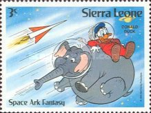 [Space Ark Fantasy - Walt Disney Cartoon Characters, Typ JM]