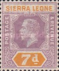 [King George V - New Watermark, Typ K3]