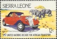 [United Nations Decade of African Transport, Typ KI]