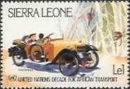 [United Nations Decade of African Transport, Typ KL]