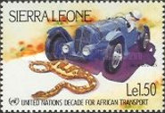 [United Nations Decade of African Transport, Typ KM]