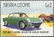 [United Nations Decade of African Transport, Typ KN]