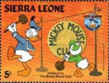 [The 50th Anniversary of the Birth of Donald Duck, Typ LQ]