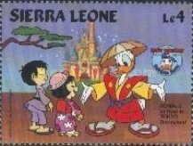 [The 50th Anniversary of the Birth of Donald Duck, Typ LU]