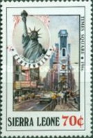 [The 100th Anniversary of Statue of Liberty, Typ OE]