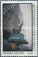 [The 100th Anniversary of Statue of Liberty (1986), Typ QG]
