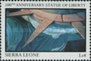 [The 100th Anniversary of Statue of Liberty (1986), Typ QH]
