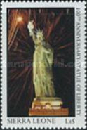 [The 100th Anniversary of Statue of Liberty (1986), Typ QI]
