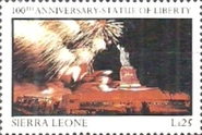 [The 100th Anniversary of Statue of Liberty (1986), Typ QK]