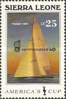 [Stamp Exhibitions - Issues of 1987 Overprinted, Typ QV1]