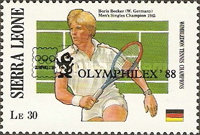 [Stamp Exhibitions - Issues of 1987 Overprinted, Typ SZ1]