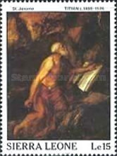 [The 500th Anniversary of the Birth of Titian, 1488-1576, Typ WJ]