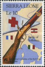[The 125th Anniversary of International Red Cross, Typ WV]