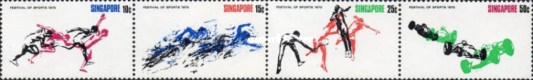 [The 7th Far East Sports Games in Singapore, Pesta Sukan or Festival of Sports, type ]