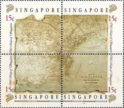 [Old Maps of Singapore, type ]