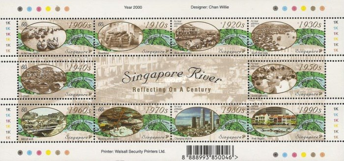 [A Century on Singapore River, type ]