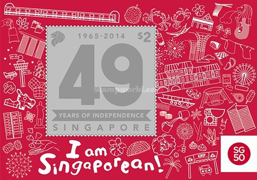 [The 49th Anniversary of Independence, Typ ]