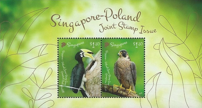 [Birds - Joint Issue with Poland, Typ ]