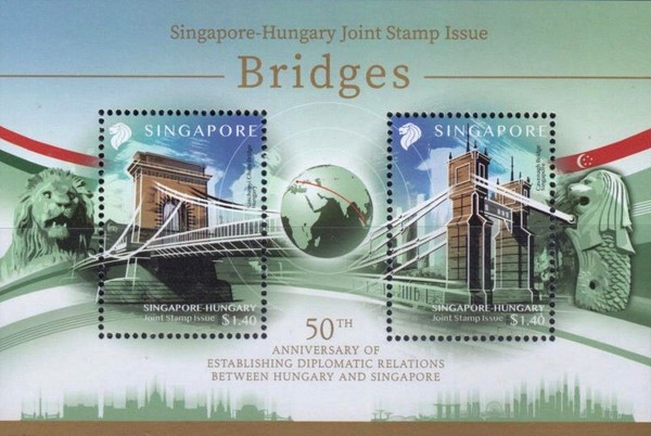 [Bridges - Joint Issue with Hungary, type ]